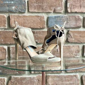 NWT Diane von Furstenberg Heeled Sandals